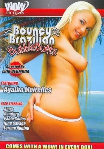 Bouncy Brazilian Bubble Butts 1