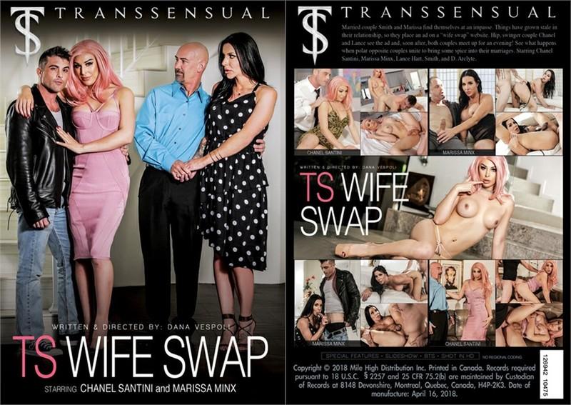 Marissa Minx, Chanel Santini - TS Wife Swap