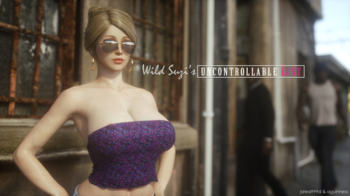 Jared999D - Affect3dstore - Wild Suzi's Uncontrollable Lust