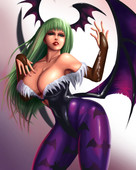 Tied Superheroines with a Huge Breasts by Svoidist