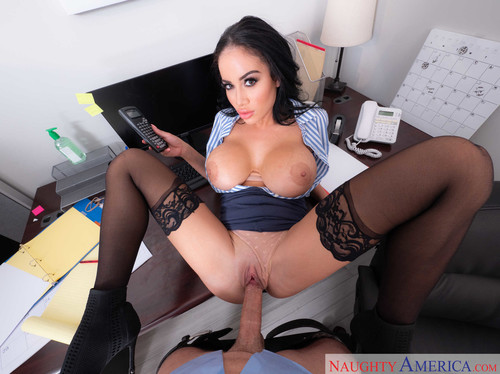 Naughty Office - Victoria June