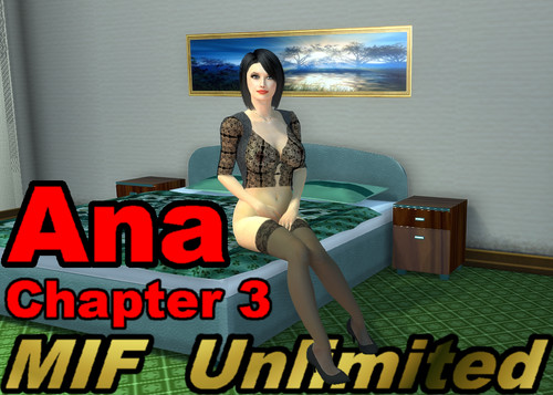 PikoLeo - Ana - Chapter 1-2-3 From MILF to MIF + New Year Special + Ana - True Daughter