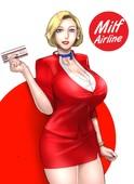 Scarlett Ann - Milf Airline