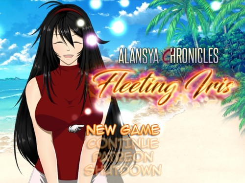 Heaven Studios - Alansya Chronicles - Fleeting Iris - Version 0.87B + Walkthrough + RPGVXAce RTP