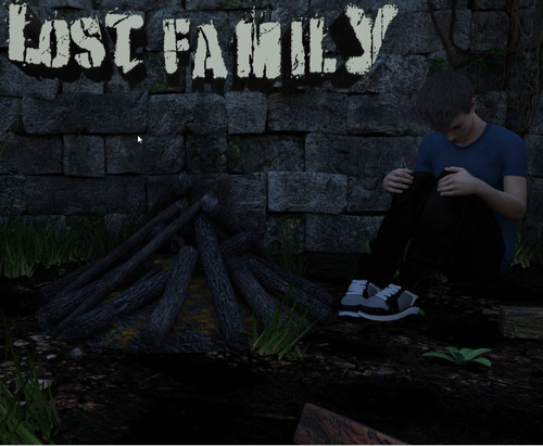 Gibby - Lost Family - Version 0.02B