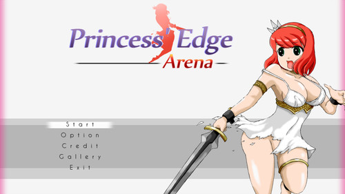 Erobotan - Princess Edge Arena - Version 0.068