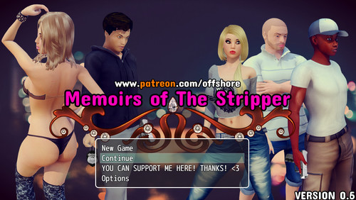 Offshore - Memoirs Of The Stripper - Version 0.8 + Compressed Version