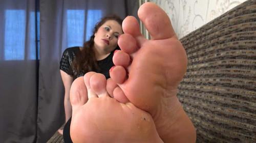 Theodora - sexy size 12 soles! Full HD