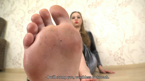 Angela - don't you like I'm taller than you? (POV) Full HD