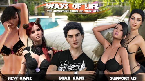 RALX Games Productions - Ways of Life - Version 0.4.8d