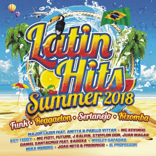 VA - Latin Hits Summer 2018 [MP3]
