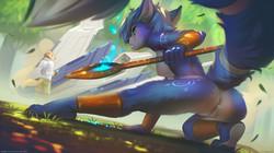 Miles-DF - Krystal Fox