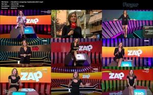 Clara Piera Video MiniVestidos Marcando Tetamen Luciendo Piernas, Compilado Exhibición Cuerpazo LaLiga Zap Septiembre 2017