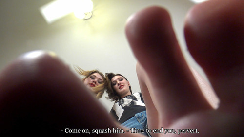 Alina & Barbara - weird fantasy of a classmate (POV) Full HD