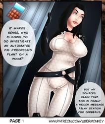 UberMonkey - Miranda Lawson from Mass Effect