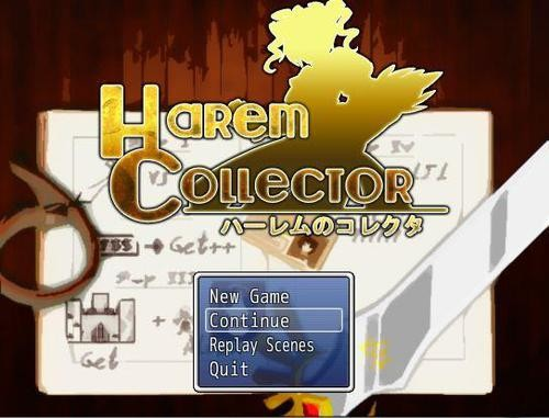 Bad Kitty Games - Harem Collector - Version 0.39.10