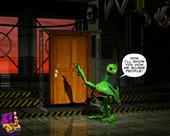 XL-3D - Monster's Inc.