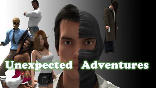 Macadam - Unexpected Adventures - Chapter 2