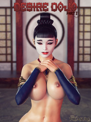 Geisha With Big Breasts Gets Threesome by Tales of Pleasure