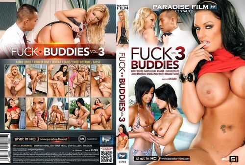 Fuck Buddies 3  -  (Paradise-2016)