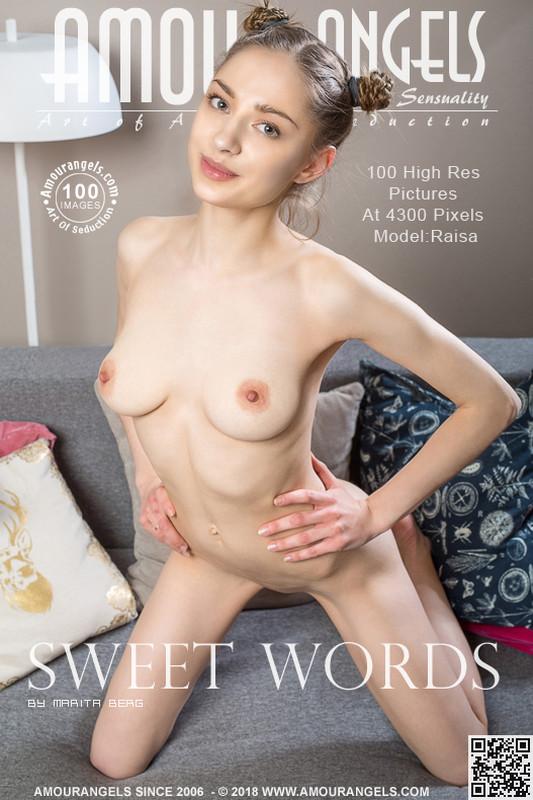 Raisa - Sweet Words (2018-06-20)