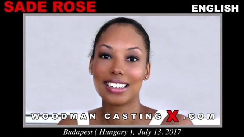 [WoodmanCastingX.com] Sade Rose - * Updated *