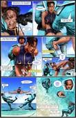 Chun-Li: The Gauntlet from Treeink - Street fighter adult comic