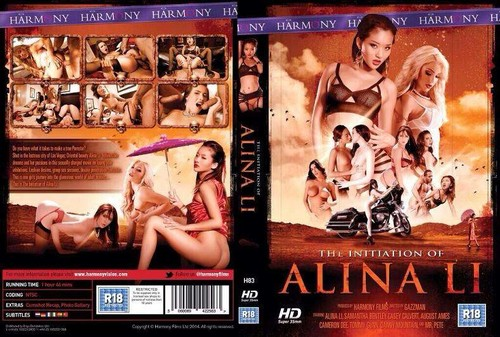 The Initiation Of Alina Li  - Alina Li, August Ames, Casey Calvert, Cameron Dee, Samantha Bentley, Danny Mountain, Mr. Pete, Tommy Gunn (Harmony-2014)