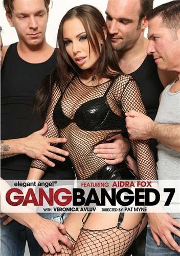 Gangbanged 7  - Aidra Fox, Veronica Avluv (Elegant-2016)