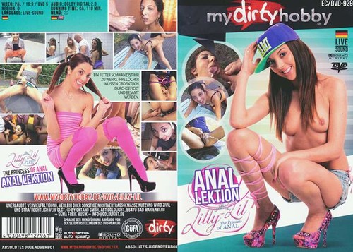 Anal Lektion - Lilly Lil The Princess Of Anal  -  (mydirtyhobby-2014)