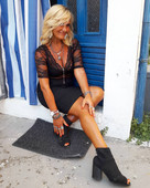 Hot Mature Italian Blonde