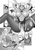 [Yamamoto Zenzen] [B.B.T.T.] Enslaved Overlord
