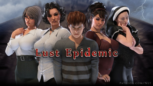 NLT Media -  Lust Epidemic - Version 41012 + Pin Ups & More + Enable Incest + Compressrd Version + CG