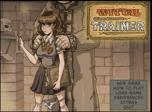 Akabur - Witch Trainer - Silver Mod - Version 1.33