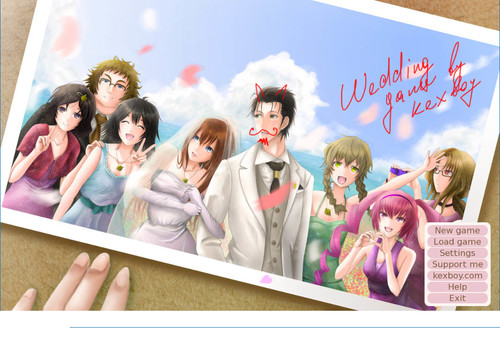 Kexboy - Wedding - Version 1.02 Completed