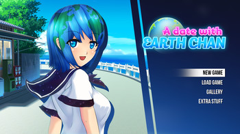 A DATE WITH EARTH-CHAN VERSION: 1.0 by BABUSGAMES