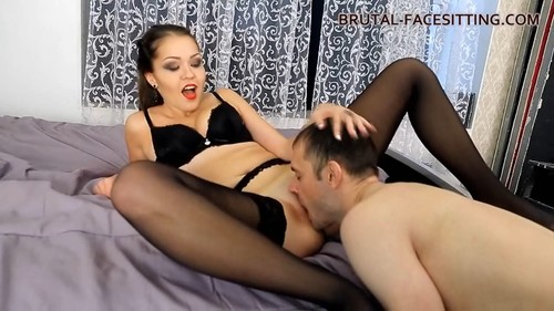 Mistress Charlotte - Stockings Bitch 1