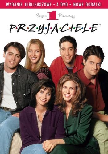 Friends / Przyjaciele (1994-2004) (Sezon 4) PL.720p.BluRay.x264-Ralf-DeiX / Lektor PL