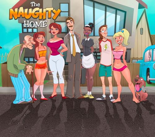 Familia Sacana 1-24 (the Naughty Home) Cover
