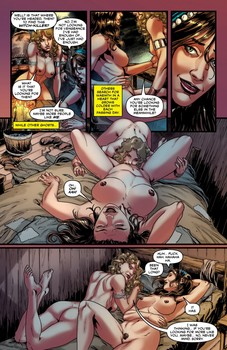 Belladonna: Fire & Fury Ch. 1-8 Annual 2017 by Boundless Comics