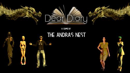 Andras Nest - Dear Diary - Version 0.1.0.6