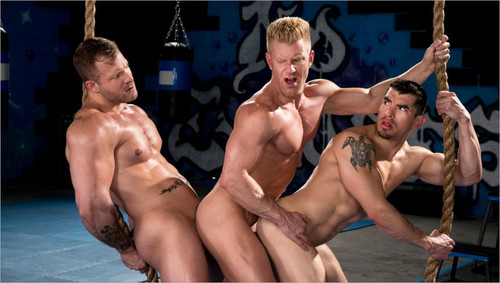 HotHouse – The Trainer: No Excuses (Johnny V, Austin Wolf & Jeremy Spreadums)