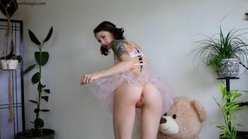 SageXO - Cum In My Pussy Daddy, FHD