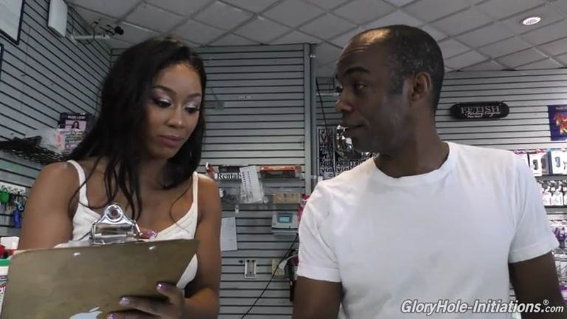[Gloryhole-Initiations.com] Misty Stone - Misty Stone