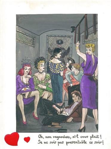 رسوم جنسية العصر الذهبي