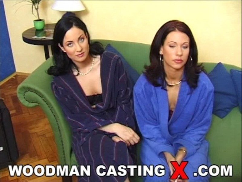 [WoodmanCastingX.com] Zita and Drimla - BTS - Sofa with a man