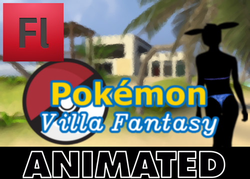 Carbiid3 - Pokémon Villa Fantasy - Completed
