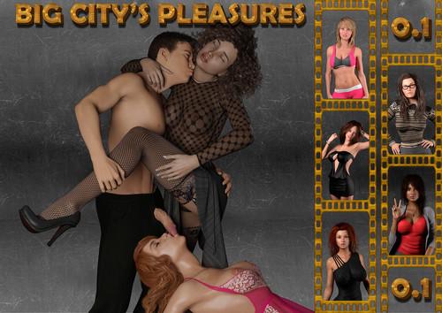 Porcus - Big City's Pleasures - Version 0.099