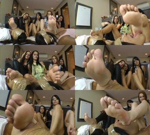 FEET SENSATIONS 2 - TOP GIRL ANGELINA DAYER - FULL VERSION - EXCLUSIVE MF HD