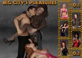 Porcus - Big City's Pleasures Version 0.3.1 Uncensored + Incest Patch + Save + Compressed